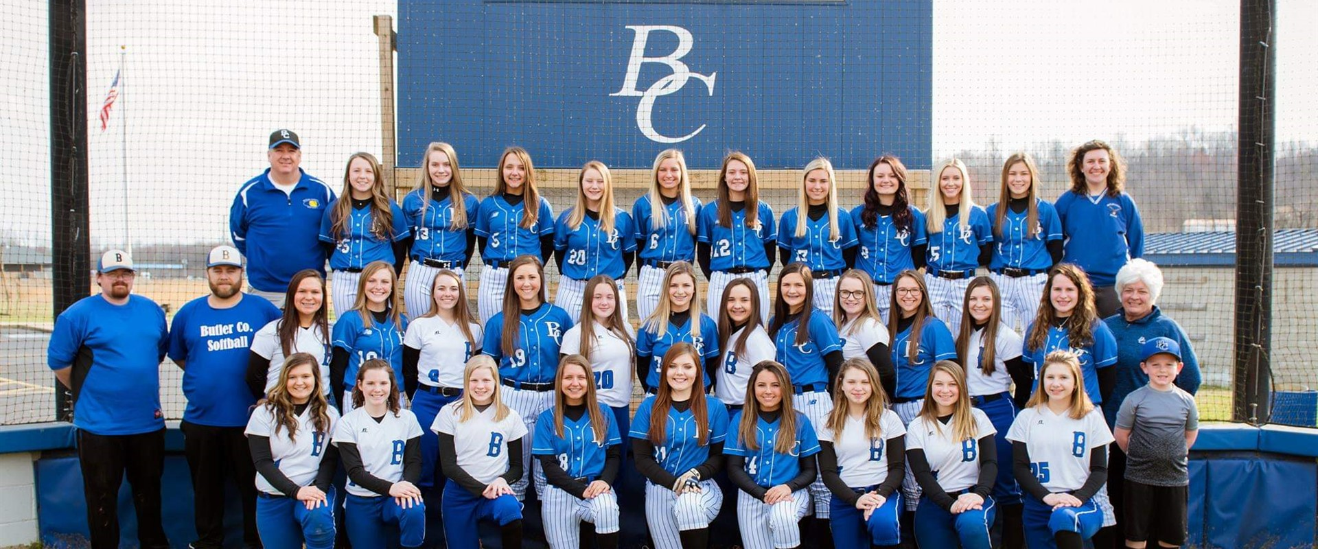 Softball Team 2019